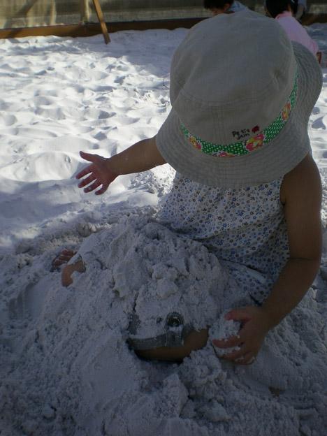 ふんすいビーチ